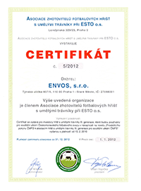 Envos-certifikat-ut3g