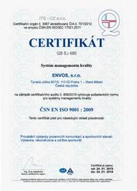 ISO-9001CZ-2015